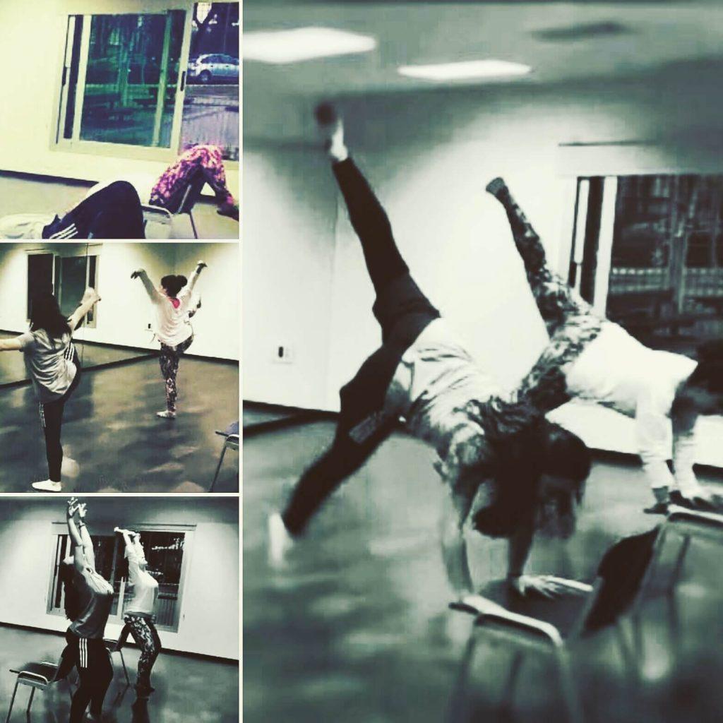escuela de baile DANZA CONTEMPORANEA